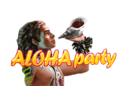 EGT Aloha Party logo