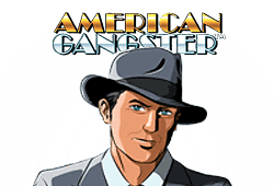 Novomatic American Gangster logo