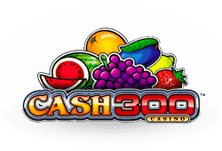 Novomatic Cash 300 logo