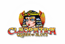 Novomatic Cleopatra Queen of Slots logo