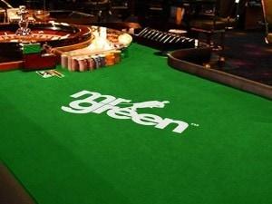 Mr Green Cash Drop