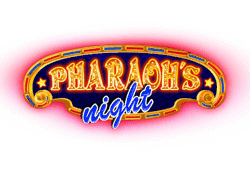 Novomatic Pharaoh's Night logo