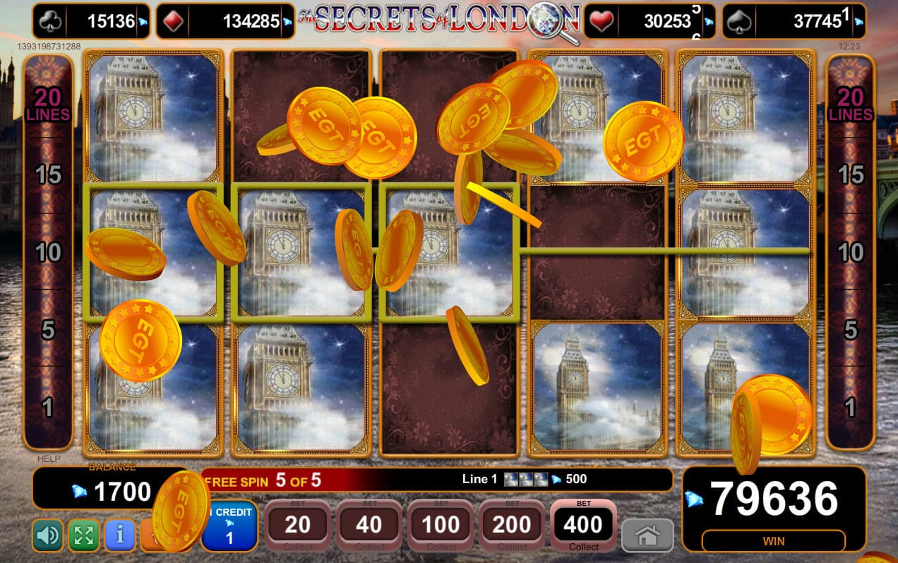 Spiele London Pub - Video Slots Online