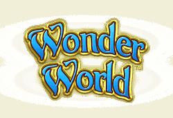 Novomatic Wonder World logo