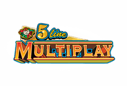 Novomatic 5 Line Multiplay logo