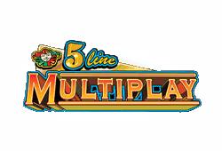 5 Line Multiplay Slot kostenlos spielen