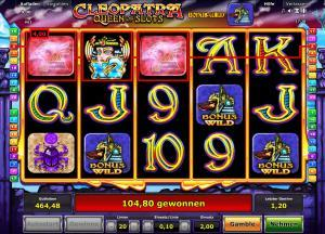 cleopatra online slot spielen ohne registrierung