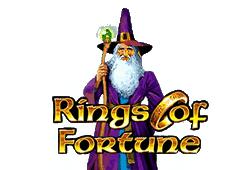 Rings of Fortune Slot kostenlos spielen