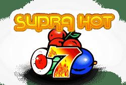 Novomatic - Supra Hot slot logo