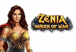 Novomatic Zenia Queen of War logo