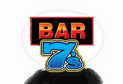 Bar 7's Slot kostenlos spielen