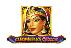 Novomatic Cleopatra's Choice logo