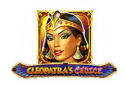 Cleopatra's Choice Slot kostenlos spielen
