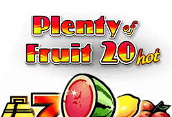 Plenty of Fruit 20 Hot Slot kostenlos spielen