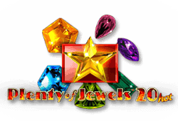 Plenty of Jewels 20 Hot Slot kostenlos spielen