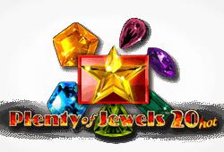 Novomatic Plenty of Jewels 20 Hot logo