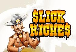 Novomatic Slick Riches logo