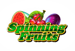 Novomatic Spinning Fruits logo