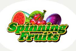 Spinning Fruits Slot kostenlos spielen