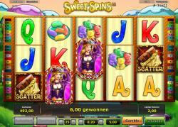 sweetspins