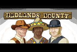 Badlands Bounty Slot kostenlos spielen