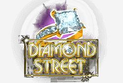 Novomatic Diamond Street logo