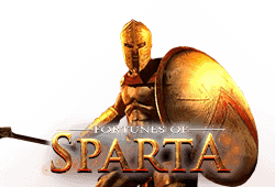 fortunes of sparta spielen