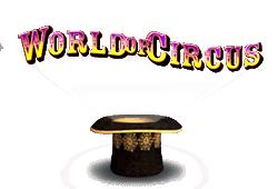 World of Circus Slot kostenlos spielen