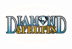 Merkur Diamond and Fruits logo