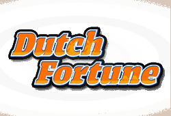 Novomatic Dutch Fortune logo