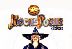 Hocus Pocus Deluxe Slot kostenlos spielen