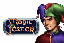Novomatic Magic Jester logo