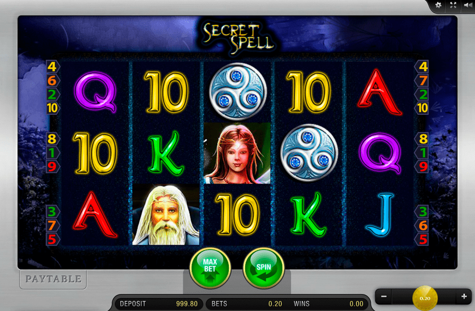 Spiele Secret Spell - Video Slots Online