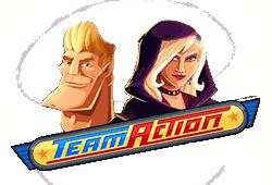 Merkur Team Action logo