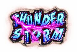 Merkur Thunderstorm logo