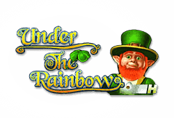 Merkur Under the Rainbow logo