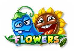 Flowers Slot kostenlos spielen