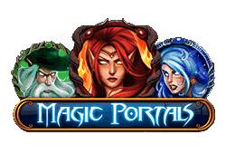 Net Entertainment Magic Portals logo