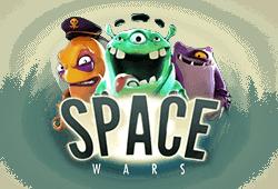 Net Entertainment Space Wars logo