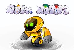 Net Entertainment Alien Robots logo