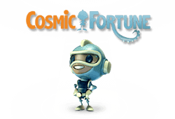Net Entertainment Cosmic Fortune logo