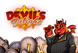 Net Entertainment Devil's Delight logo