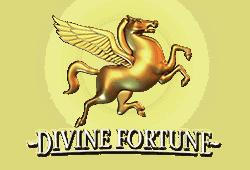 Net Entertainment Divine Fortune logo