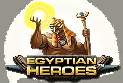 Egyptian Heroes Slot kostenlos spielen