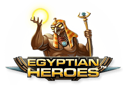 Net Entertainment Egyptian Heroes logo