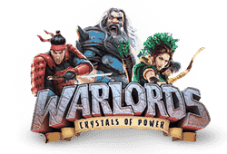 Net Entertainment Warlords: Crystals of Power logo