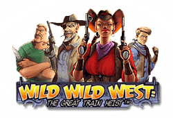 Net Entertainment Wild Wild West logo