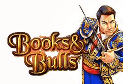 Gamomat - Books and Bulls slot logo