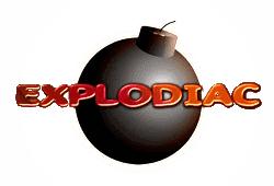Explodiac Slot kostenlos spielen