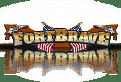 Bally - Fort Brave slot logo